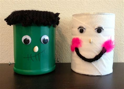 Combine their creativity with their musical talent by making this. Pinterest plastic coffee can crafts | Coffee can crafts, Crafts, Canister crafts
