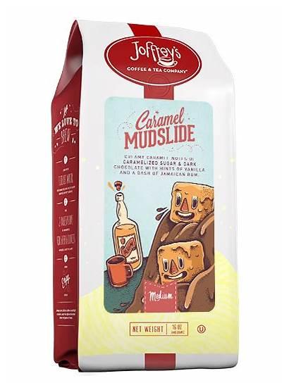 Mudslide Flavored Caramel Coffee Joffrey