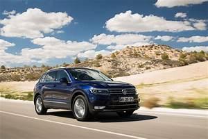 Volkswagen Tiguan Carat : essai volkswagen tiguan 2016 notre avis sur le tdi 190 4x4 dsg7 l 39 argus ~ Gottalentnigeria.com Avis de Voitures