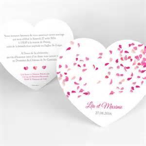 remerciements invitation mariage faire part mariage carte invitation ou remerciement mariage garden