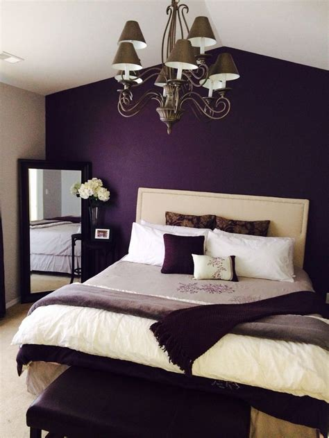 Bedroom Decor Ideas In Purple by 21 Stunning Purple Bedroom Designs For Your Home