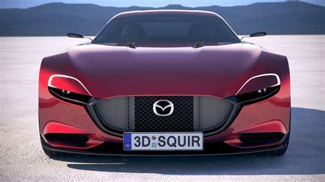 Mazda Rx-9 Vision Concept