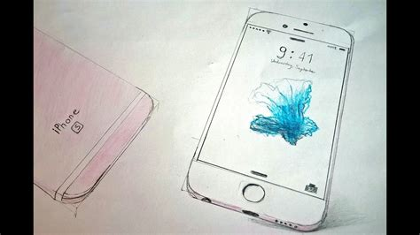 iphone  drawing youtube