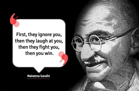 mahatma gandhi death anniversary inspirational quotes famous thoughts  mahatma gandhi