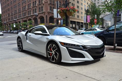 2017 acura nsx sh awd sport hybrid stock r399b for sale