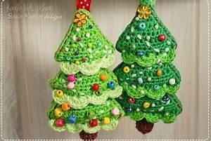 Tuto Sapin De Noel Au Crochet : decoration de noel au crochet gratuit ~ Farleysfitness.com Idées de Décoration