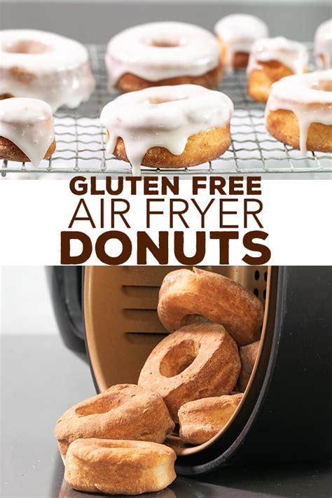 gluten donuts yeast raised donut recipe glazed doughnuts fryer air recipes glutenfreeonashoestring fried gf