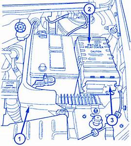 Chevy Chrysler Town  U0026 Country 2005 Electrical Circuit