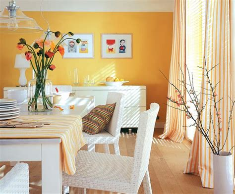 Einrichtung Kleiner Kuechekleine Kueche In Weiss Und Orange 2 by Wohnen Mit Farben Perfekt F 252 R Orange Wei 223 Kombinationen