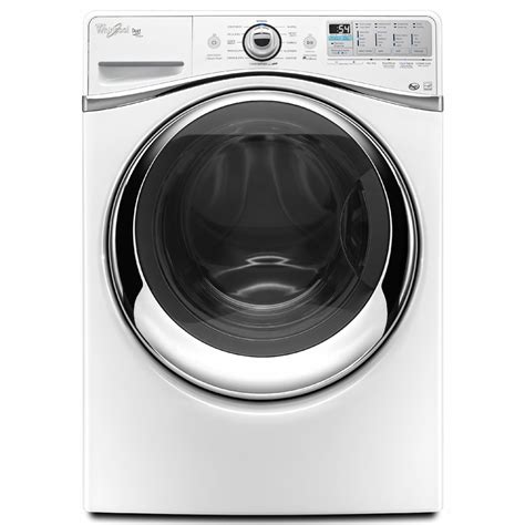 cleaning front load washer whirlpool 4 3 cu ft duet steam front load washer with precision dispense ultra wfw96heaw review