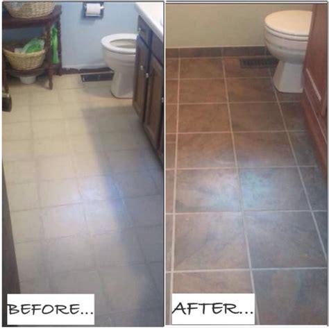 painting tile floors houses flooring picture ideas blogule