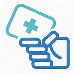 Insurance Icon Health Medical Care Card Healthcare