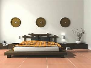 Une Chambre Coucher Zen Pour Dormir En Paix Espace Zen