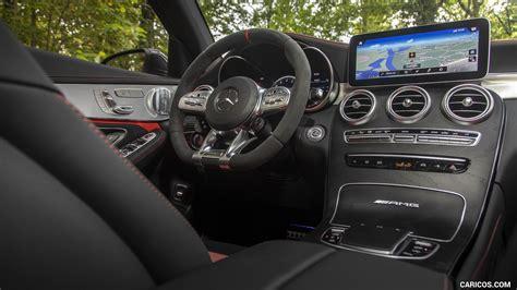 Mercedes benz gle class wikipedia. 2020 Mercedes-AMG GLC 63 S Coupe (US-Spec) - Interior | HD ...