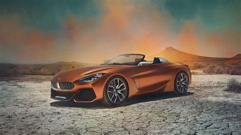 Bmw Concept Z4 2017 4k Wallpapers Hd Wallpapers Id 21115