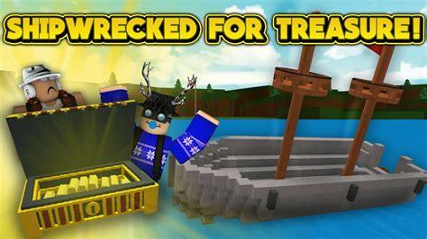 Build A Boat by Shipwrecked Roblox Build A Boat For Treasure