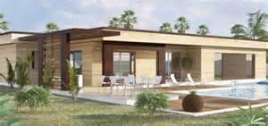 plan maison ossature bois toit plat choisissez maison ossature bois kit toit solaire plain