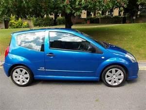 Citroen C2 Vtr : used citroen c2 car 2003 blue petrol 16v vtr 3 door hatchback for sale in keynsham uk ~ Medecine-chirurgie-esthetiques.com Avis de Voitures