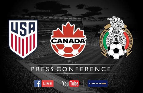 Fifa World Cup Bid Concacaf Canada Mexico And Usa Make Joint Fifa World Cup