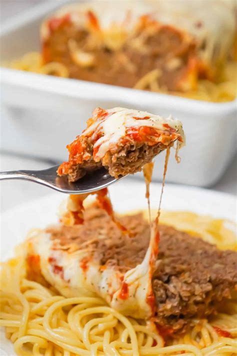 Meatloaf recipe wrapped in speck, baked in muffin tins: Italian Meatloaf - This is Not Diet Food