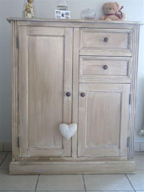meuble de cuisine repeint meuble repeint et cérusé meuble mobiles et