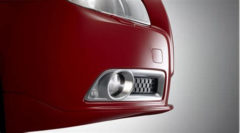 decor trim fog lights    design