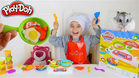 pate a modeler cuisine jeu la cuisinière play doh swan cuisine pour des