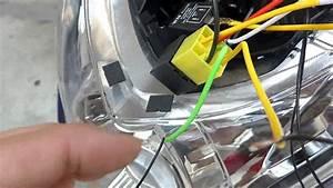 Build Hazard Light System Without Altering Original Setup Of Your Motorbike