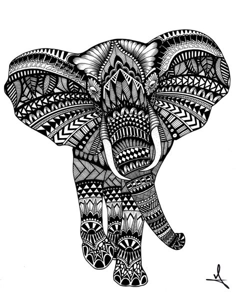 I Spend Hours Creating Intricate Marker Drawings Of Animals в 2020 г.