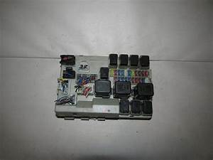 2005 Nissan Murano Fuse Box Location