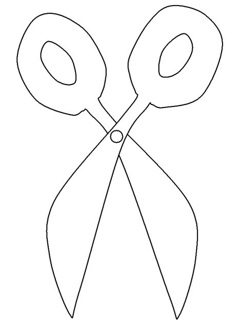 scissors school coloring pages coloring book