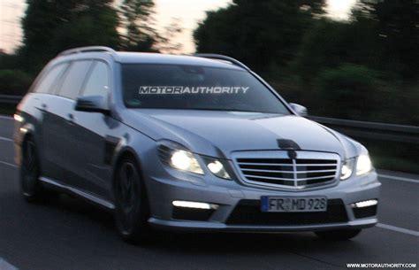 2011 Mercedes-benz E63 Amg Estate