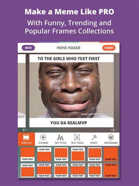 Meme Maker Ios - meme maker pro caption generator memes creator ipa cracked for ios free download