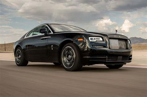 rolls royce wraith black badge  review  car magazine