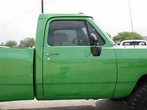 Dodge Ram 2500 1993 1st Gen Cummins 12 Valve Diesel 4wd