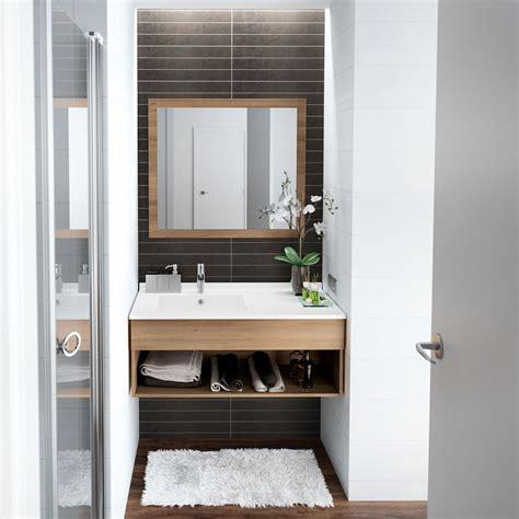 astuces pour amenager une petite salle de bains