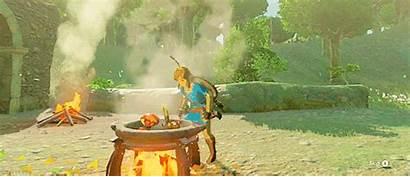 Breath Wild Zelda Botw Recetas Legend Switch