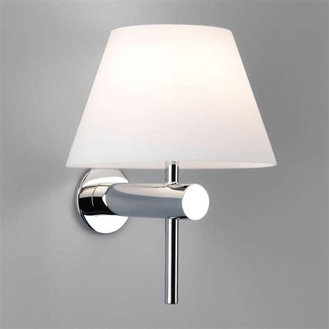 astro lighting  roma ip bathroom wall light polished