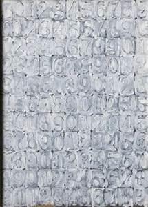 jasper johns on Pinterest | Jasper Johns, Numbers and In ...