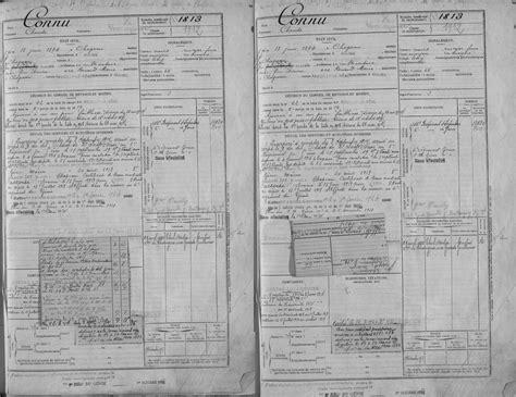 bureau central des archives militaires généalogie allier les archives départementales de l 39 allier