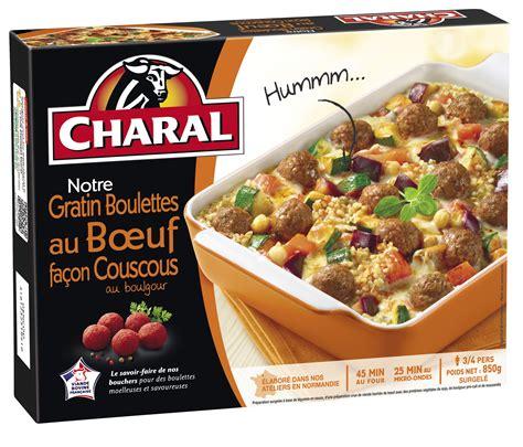 livraison plats cuisin charal se lance sur les plats cuisinés surgelés frais ls