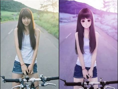 Anime In Real Anime Vs Real 25 Pics