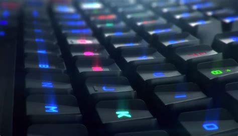 gaming in color spark g910 mechanische tastatur logitech