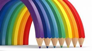 Regenbogen 7 Farben : regenbogenfarben fotos bilder auf fotocommunity ~ Watch28wear.com Haus und Dekorationen