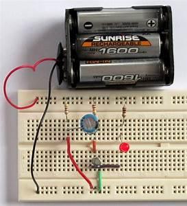 Tutorial 2  Transistor Timer Circuit