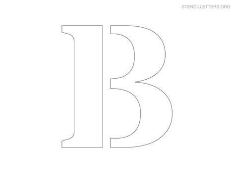 free letter stencils free printable large letters for walls large stencil a 22179