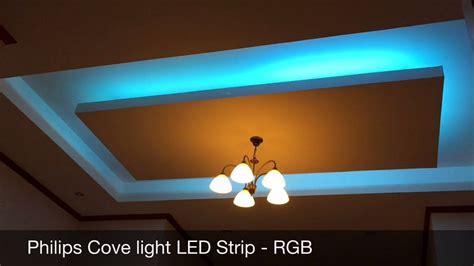 philips cove light led strip youtube