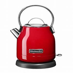 Kitchenaid Wasserkocher Rot : wasserkocher 5kek1222 von kitchenaid connox ~ Orissabook.com Haus und Dekorationen