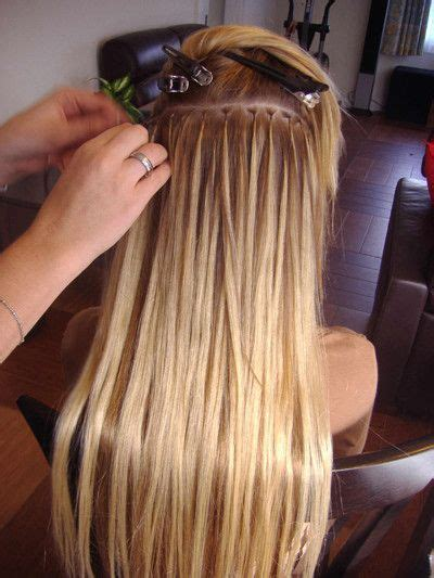 micro bead hair extensions lavadene hair extensions