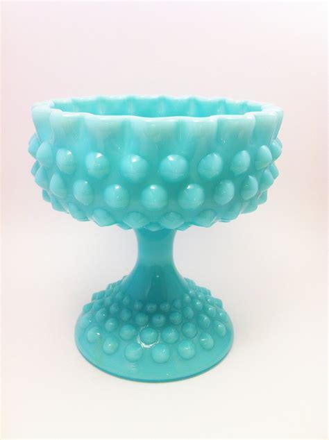 turquoise blue glass ls fenton turquoise milk glass aqua milk glass blue by comforte